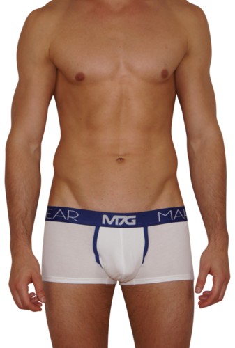 PARTZ - white - Trunk (Pant) with BOOST ENGENEERING