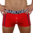 Kelson Pant, Chili Red mit JOCK BOOSTER (PUSH-UP EFFEKT)