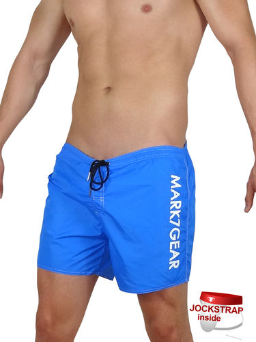 Sports Raider, Royal Blue, Swimwear with integreted JOCKSTRAP