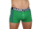 Kelson 3er Pack Pants, Pure Green mit JOCK BOOSTER (PUSH-UP EFFEKT)