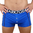 Kelson Triple Pack Trunks, Sky Blue with JOCK BOOSTER (PUSH-UP EFFEKT)