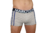 Kelson Pant, Grey flecked, meliert mit JOCK BOOSTER (PUSH-UP EFFEKT)