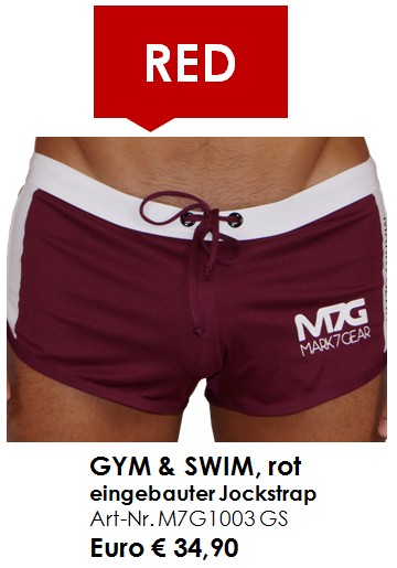 GYM & SWIM RED