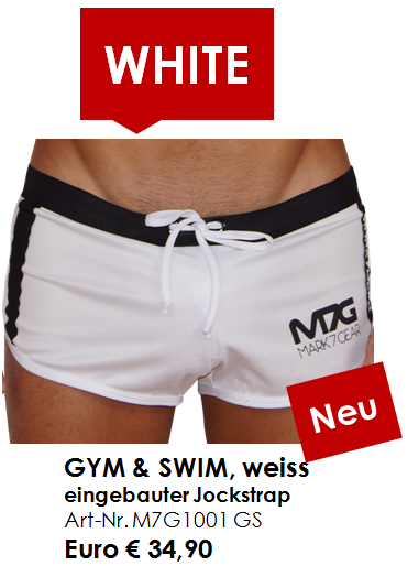 GYM & SWIM WHITE